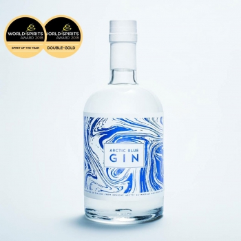Arctic Blue Gin, 46,2% vol. 0,5 L Award