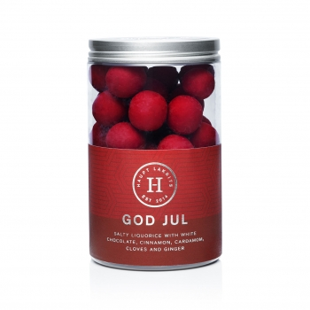 Haupt Lakrits God Jul, 12 x 250g 1
