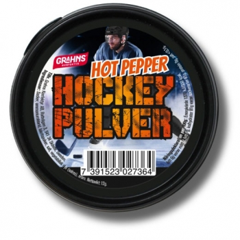 Grahns Hockeypulver Hot Pepper 60x12g
