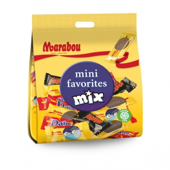 Marabou Mix Mini Favorit 14 x 188g