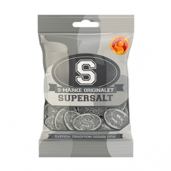 S-Märke Supersalt 18 x 80g