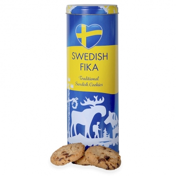 Swedish Fika Traditional Cookies Chokladkakor 10 x 160g