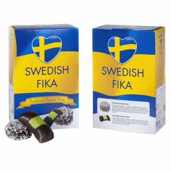 Swedish Fika Traditional Pastry Box 10 x 350g