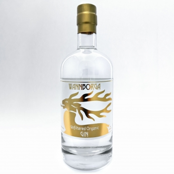 Wannborga Unfiltered Bio Gin 40% vol., 500ml