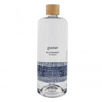 Gustav Blueberry Vodka 40% vol. Blaubeer-Vodka, 700 ml