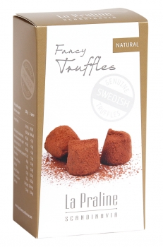 La Praline Fancy Truffles Naturell, 20 x 100g