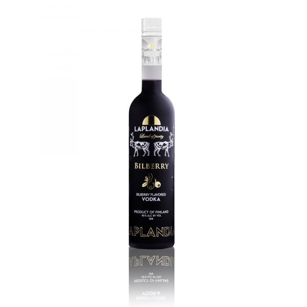 Laplandia Bilberry Vodka 40% vol., 700ml