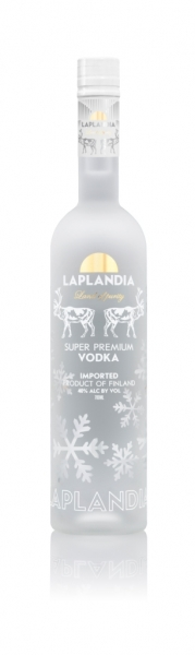 Laplandia Premium Vodka 40% vol. 700ml
