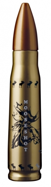 Mooseshot bio, 40% vol. 500ml